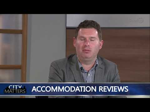 Do accommodation reviews have pre-determined outcomes?