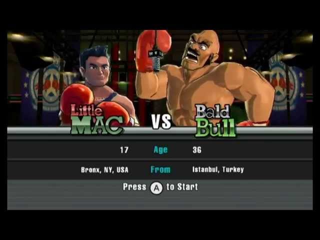 Punch-Out!! (Wii) Playthrough Part 3