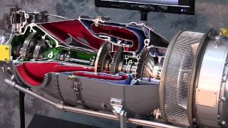 Pratt & Whitney PT6 Engine