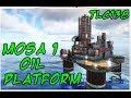 Ark-Deep water oil platform build