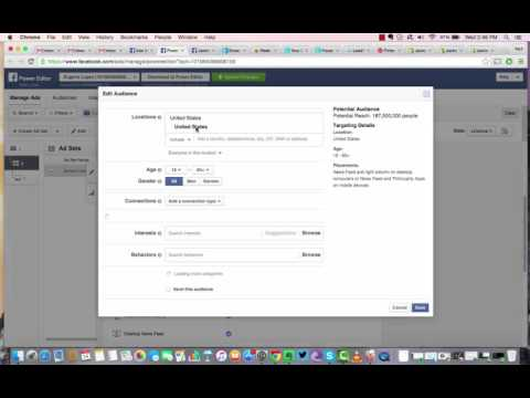 Facebook Ads Tutorial 2015 : The Right Way to Boost Your Page Post