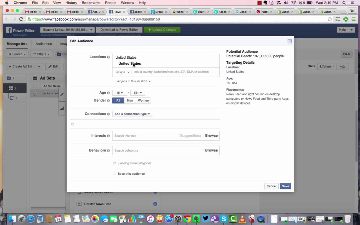 Facebook Ads Tutorial 2015 : The Right Way to Boost Your Page Post - YouTube