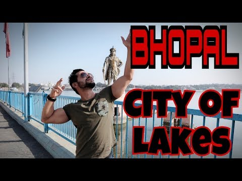 INDIAN STREET FOOD Tour in bhopal | BHOPAL CITY OF LAKES | cheat day in bhopal | Hindi