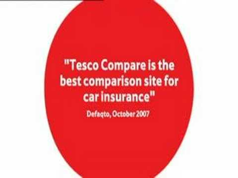 Tesco Compare car insurance