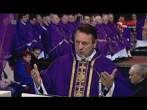 Homilia ks. Krzysztofa Pawliny wygłoszona podczas Mszy św. w intencji ofiar katastrofy smoleńskiej