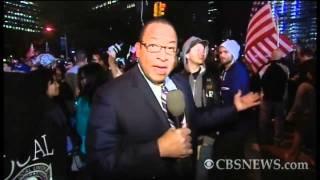 NYC reacts to Osama bin Laden