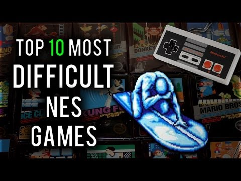 Top 10 Most Difficult NES Games Ever