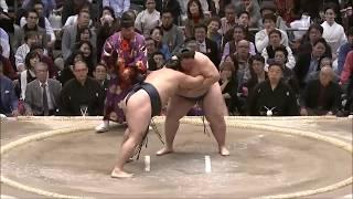 【大相撲2018 3月場所】鶴竜が4回目の優勝 全取組(13−2)