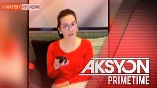 Kris Aquino, naniniwalang may pulitikong gumagamit kay Nicko Falcis