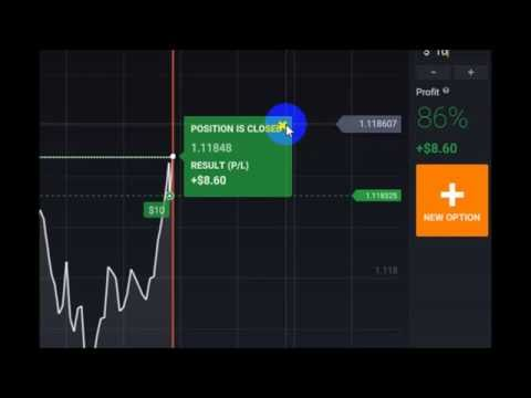 My 60 Seconds Binary Options Trading Style