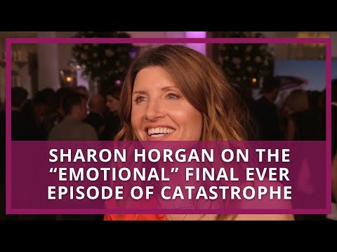 Sharon Horgan teases Carrie Fisher tribute and emotional ending in final ever episode of Catastrophe