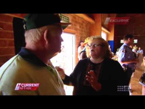 Mayor Of Dunalley Jan Barwick Tells People To Leave After Tasmanian Bushfires.