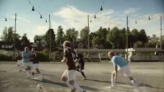 8. divisjon fotball - ny Viasat reklamefilm sept. 2013