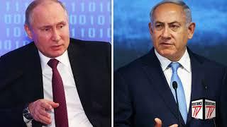 Vladimir Putin TOTALMENTE ASUSTADO le RUEGA a Netanyahu que NO VAYA A LA GUERRA CONTRA IRAN