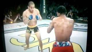 Frank Camacho on Knockout Sportsworld