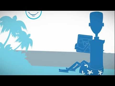 Cloud Computing Best Animation