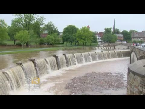 Frederick County Braces For More Rain, Flooding
