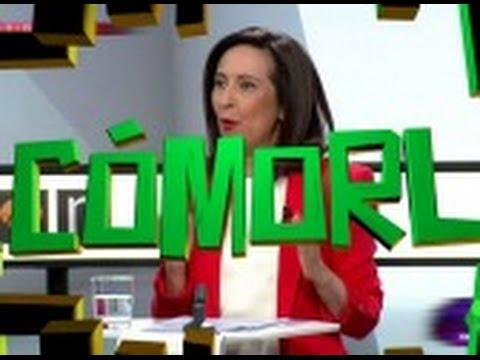 La serie de '¿cómorls?' que encadenó Margarita Robles en el '9J, El Debate'