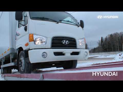 Сравнение Hyundai HD78