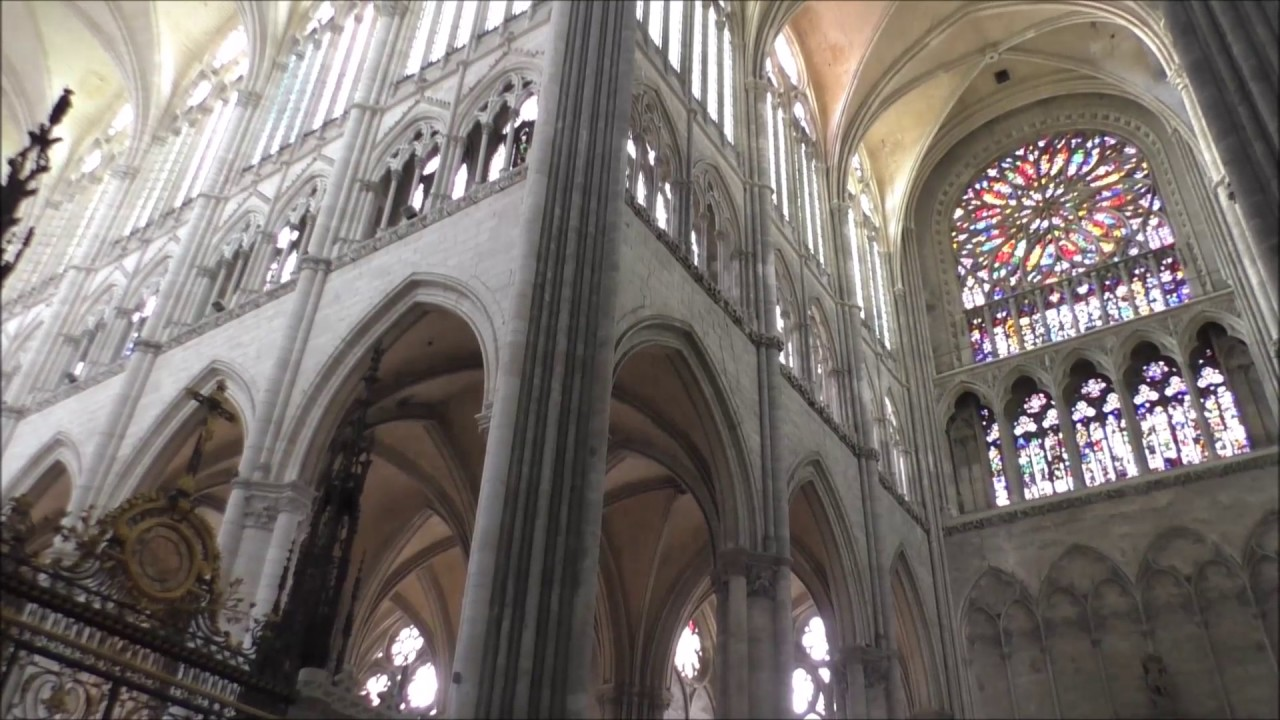 kathedrale notre dame in amiens youtube. Black Bedroom Furniture Sets. Home Design Ideas