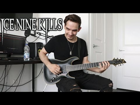 Ice Nine Kills | Thank God It's Friday | GUITAR COVER (2018)