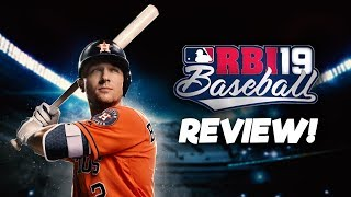 RBI Baseball 19 Review