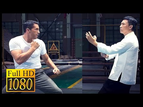 Download Ip Man vs Boyka - Fight Scene - Ip Man 4 The Finale HD