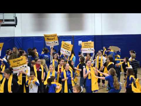 Wyoming Area Catholic School in Exeter, PA - School Choice Dance Off