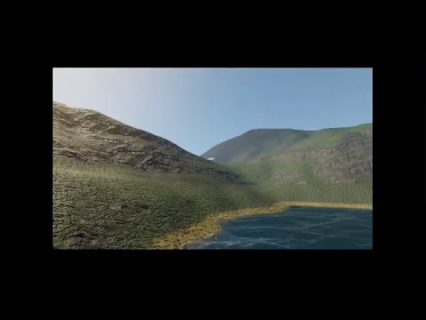 Lumberyard terrain basics - 1 : Intro - YouTube