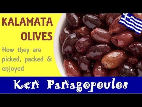 Kalamata Olives | How Kalamata Olives Are Prepared & Enjoyed