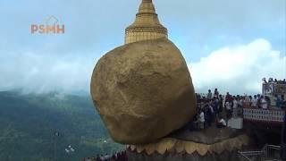 Cục đá trên đỉnh núi 2500 năm mà không rơi Phá vỡ các định luật Vật Lí