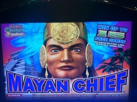 Free online mayan chief slots play