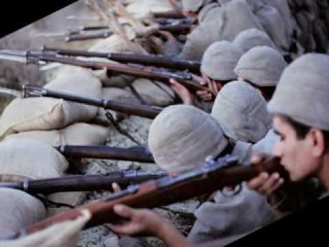 Gallipoli - The Fureys and Davey Arthur