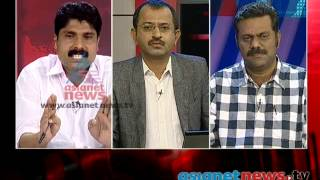 Rajmohan Unnithan feels ignored by Asianet News, News Hour, Oct 3, 2013