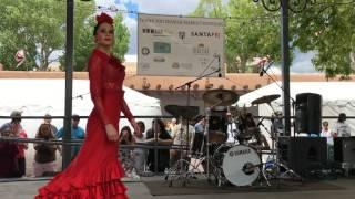 2017 Santa Fe Spanish Market | La Emi y Vicente Griego Clip 1