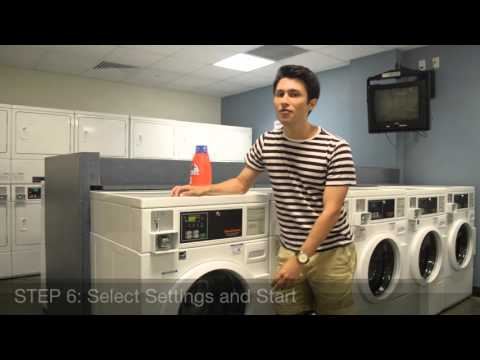 UT How to do Laundry on Campus - YouTube
