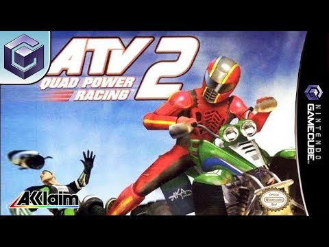 Longplay of ATV Quad Power Racing 2