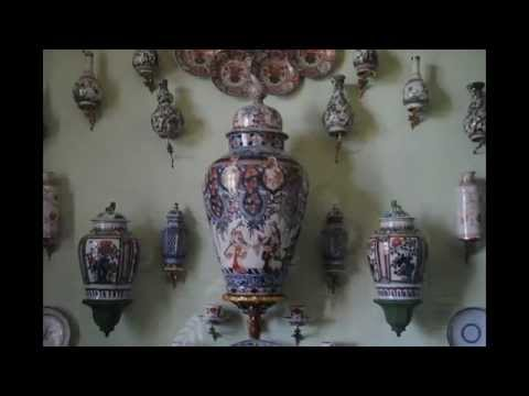 Rosenborg Castle and the Royal Collection of Chinese Porcelain