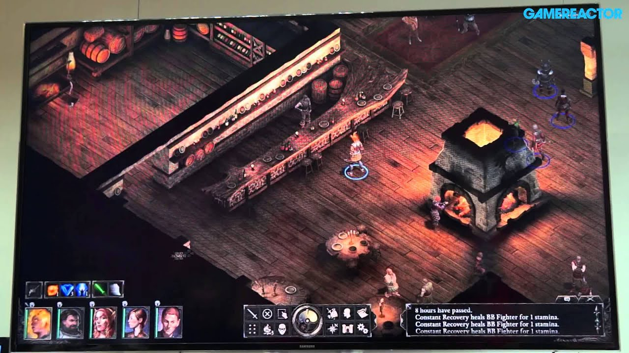 Pillars of Eternity - All News | Games @ RPGWatch