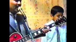 HAADSA. sung by Valerian Dsouza Abu Dhabi 1998 with Family band