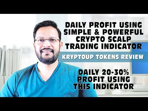 Pivot Reversal Strategy Daily Profit Simple Powerful Crypto Scalp Trading Indicator. KRYPTOUP TOKENS