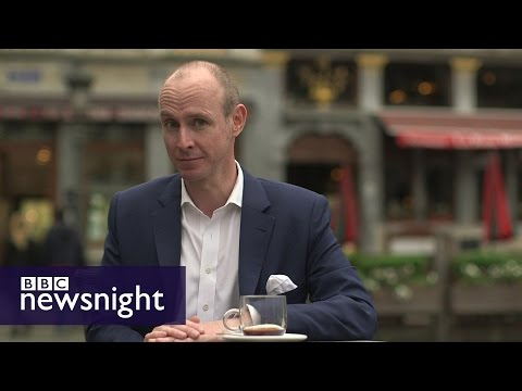 An outer's take on post-Brexit Britain: Daniel Hannan - BBC Newsnight