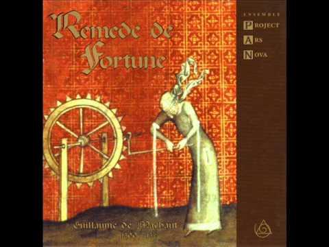 Guillaume de Machaut - Toute Flour