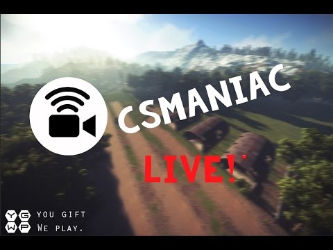 streaming to raise money for my scoliosis treatments! |csman
