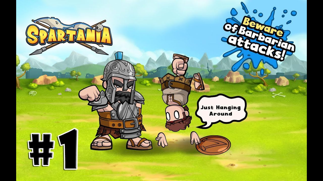 Download Spartania: The Spartan War Android Gameplay #1 [HD]
