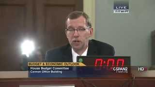 The Budget and Economic Outlook: 2014 to 2024 | House Budget Committee Hearing