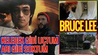Bruce Lee'nin EVİNE KAÇAK GİRDİM ! #KaçakGir ~67