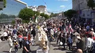 День Европы в Украине. 16.05.2015.  Винница.(, 2015-05-17T19:25:41.000Z)