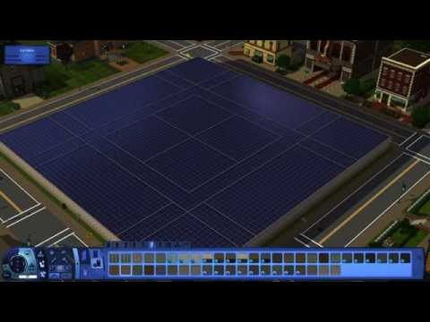 The Sims 3 - Building The HeadQuarters - Part One
