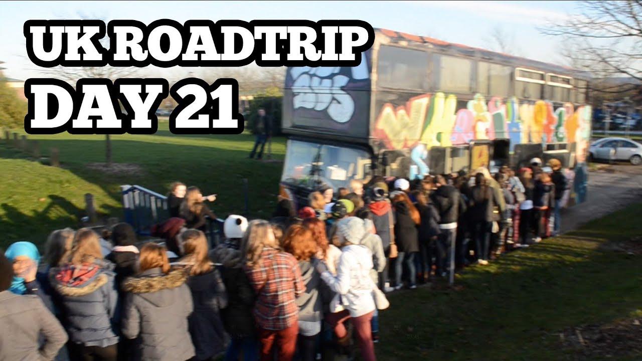 More Break Dancing | UK Roadtrip Day 21